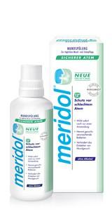 meridol® SICHERER ATEM Mundspülung, 400 ml