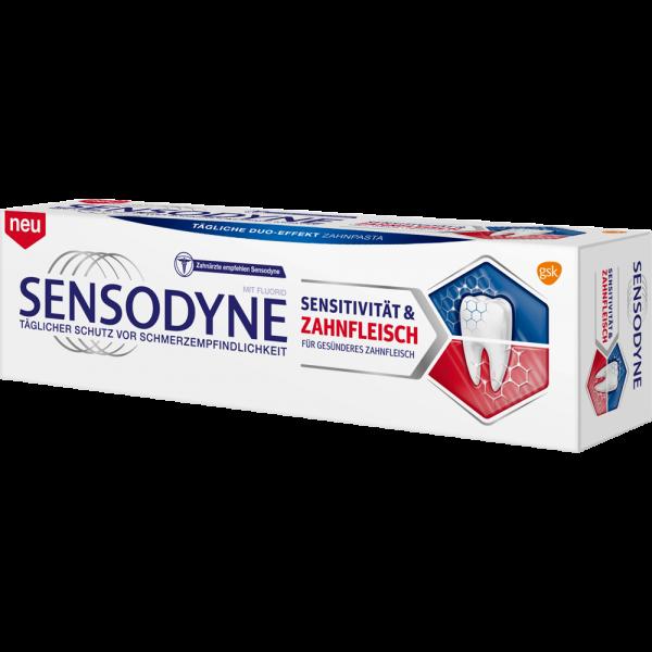Sensodyne Sensitivität & Zahnfleisch Zahncreme 75 ml