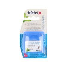 Fuchs® Zahnseide im Spender Mint gewachst