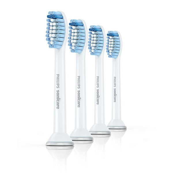 HX6082 Philips Sonicare Sensitive Kopf MINI 4er-Pack