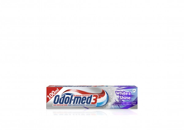 Odol® med 3 White & Shine 100 ml