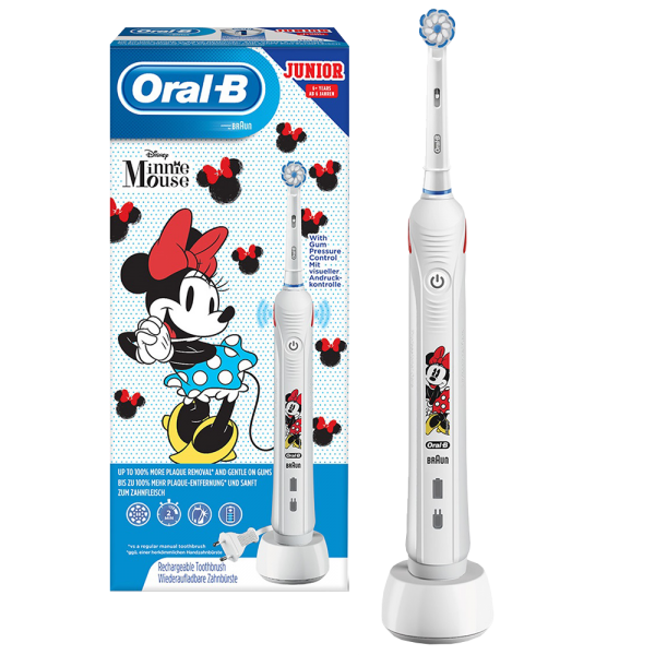 Oral-B Junior Minnie Mouse