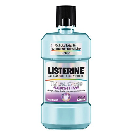 LISTERINE® Total Care Sensitiv