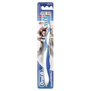 Oral-B Junior Zahnbürste, für Kinder ab 6 Jahren