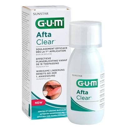 GUM AftaClear Mundspülung 120 ml