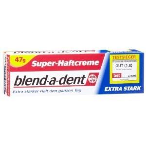 blend-a-dent Super-Haftcreme ExtraStark