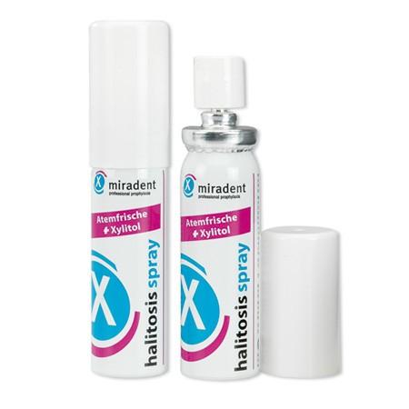 miradent® halitosis spray, 15ml