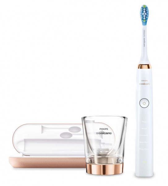 Philips® Sonicare Diamond Rose Gold Deep Clean HX9396/89