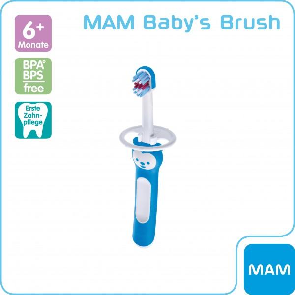 MAM Baby´s Brush 6+