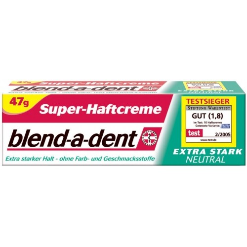 blend-a-dent Super-Haftcreme Neutral