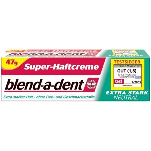 blend-a-dent Super-Haftcreme Neutral