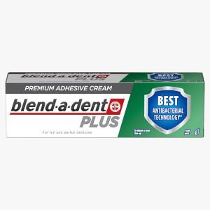 Blend-a Dent PLUS Haftcreme Beste antibakterielle Technologie 40 g
