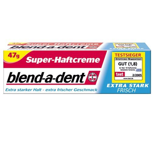 blend-a-dent Super-Haftcreme ExtraStark Frisch