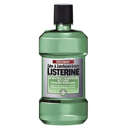 LISTERINE® Zahn & Zahnfleischschutz