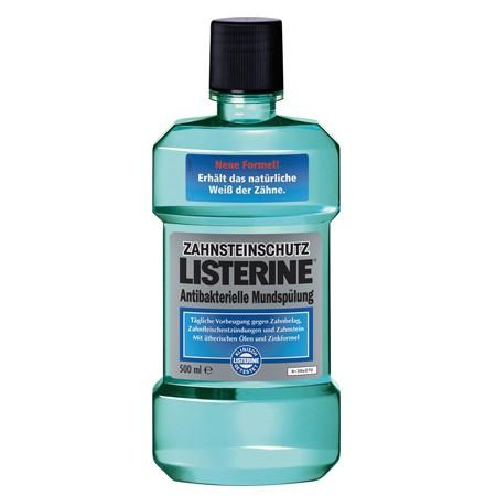 LISTERINE® Plus Zahnsteinschutz