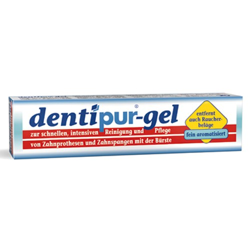 dentipur® Reinigungs-Gel