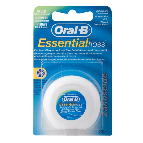 Oral-B® Essential Floss ungewachst