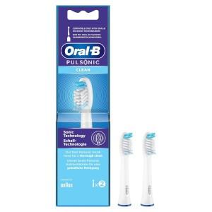 Oral-B Aufsteckbürsten Pulsonic Clean 2er