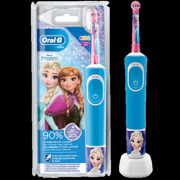 Oral-B Vitality D100 Kids Eiskönigin