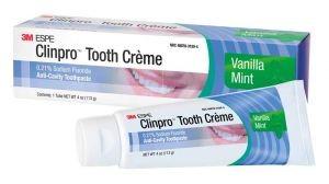 Clinpro Tooth Crème mint mit TCP 113 g Tube