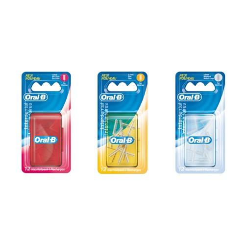 Oral-B® Interdentalpflege Nachfüllpack