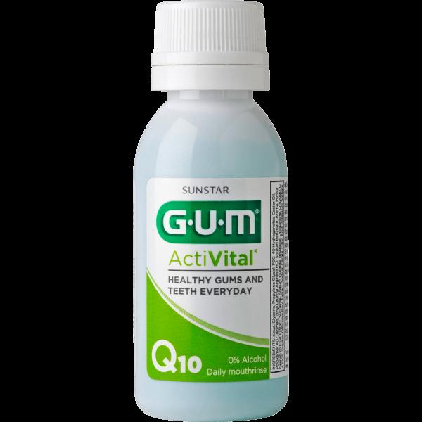 GUM ActiVal Mundspülung 30 ml