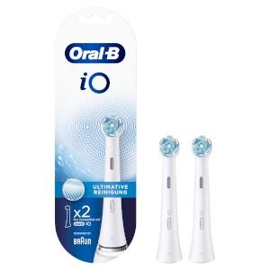 Oral-B Aufsteckbürste iO Ultimative Reinigung 2 Stück