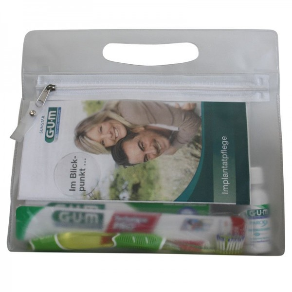 GUM Implantpflege-Kit