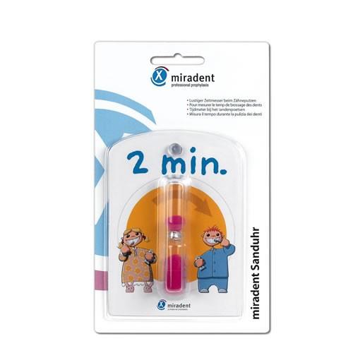 Miradent Sanduhr Zahnputzuhr für Kinder