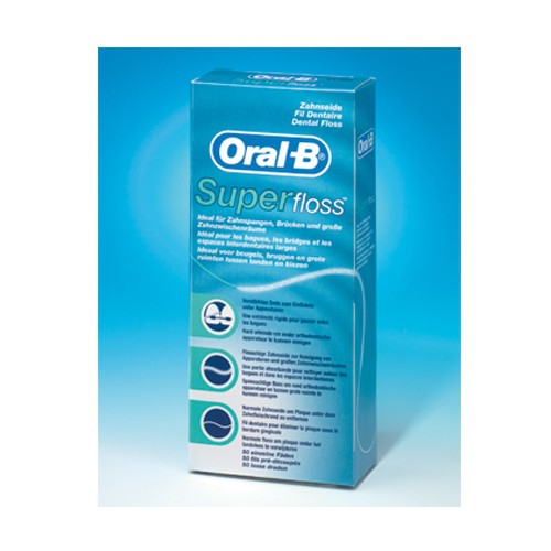 Oral-B® Superfloss