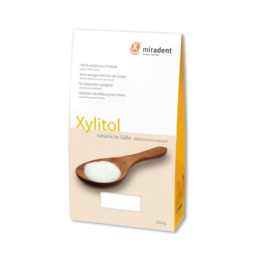 Xylitol Pulver, 350g
